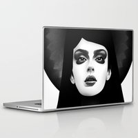 morning Laptop & iPad Skins featuring Morning Star by Ruben Ireland