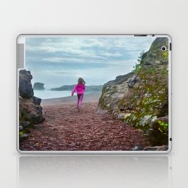 Can't Catch Me Laptop & iPad Skin
