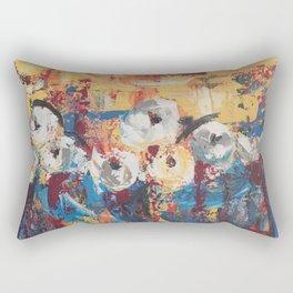 Changes Rectangular Pillow