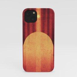 Pan -Equatorial Ridge iPhone Case