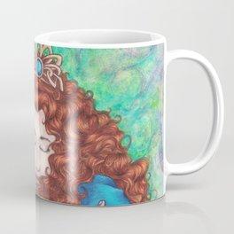 Merida and Elinor (version 2) Coffee Mug