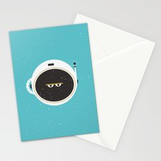 The Spaceman on Earth Stationery Cards