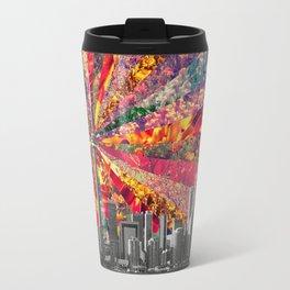 Blooming Toronto Travel Mug