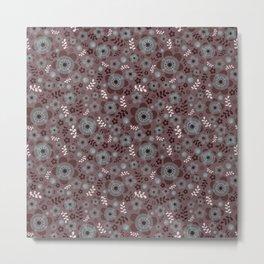miniflower -4 Metal Print