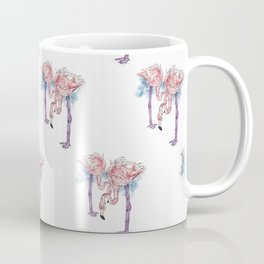 Flamingos Kaffeebecher
