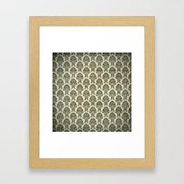 Pixel wallpaper 5 Framed Art Print