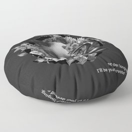 Burcu Korkmazyurek x Rituals of Mine Floor Pillow