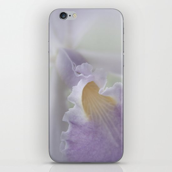 Beauty in a Whisper iPhone & iPod Skin