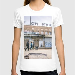 We Run These Streets T-shirt