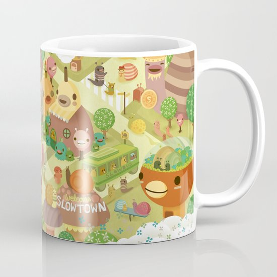 Slowtown Mug