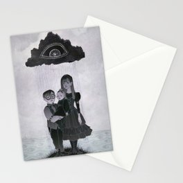 The Unfortunate Baudelaire Orphans Stationery Cards