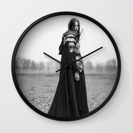 By The Void Wall Clock