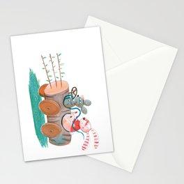 car 2 Stationery Cards
