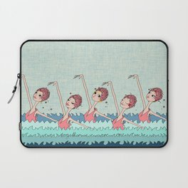 together we are one! Laptop Sleeve
