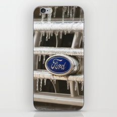 Cold Ford  iPhone & iPod Skin