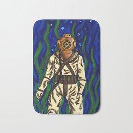 Diving Suit Bath Mat