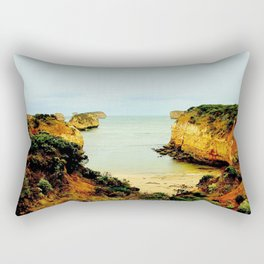 Shipwreck Coast Rectangular Pillow