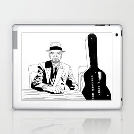 Leonard Cohen Laptop & iPad Skin