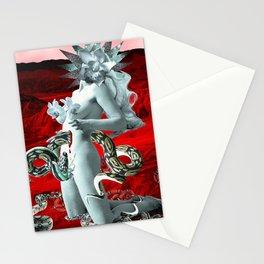 Venomous Desolation Stationery Cards