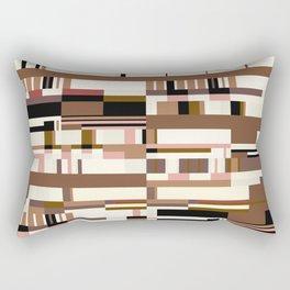 Debussy Little Shepherd (Coffee Colours) Rectangular Pillow