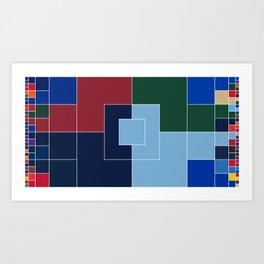 2012 Art Print