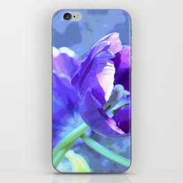 A Hug of Love iPhone Skin
