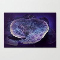 underwater Canvas Prints featuring underwater  by Bunny Noir