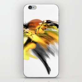 Abstract Sunrise iPhone Skin