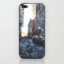 The Alley iPhone Skin