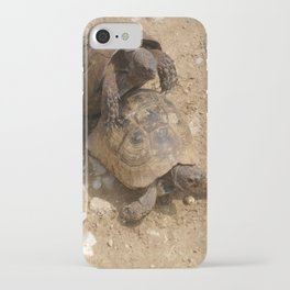 Slow Love - Tortoises iPhone Case