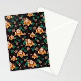 Forest Of Orangutans Stationery Cards