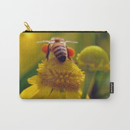 Bee Buzzy Carry-All Pouch