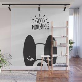 Good morning Coco Wall Mural