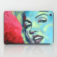 monroe iPad Cases featuring Monroe by Boaz