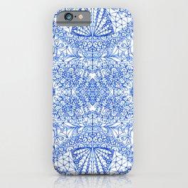 Mehndi Ethnic Style G338 iPhone Case