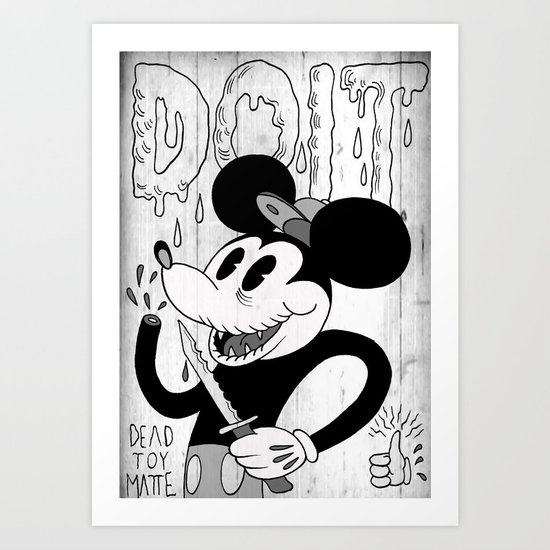 DO IT Art Print