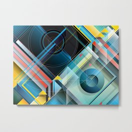 J Series 256 Metal Print