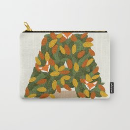 Autumn and Fox Carry-All Pouch