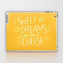 Cheese Dreams Laptop & iPad Skin