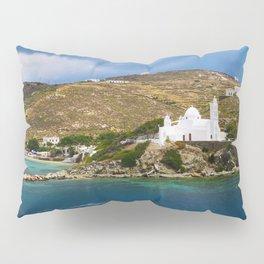 Ios,Kyklades,Greece. Pillow Sham