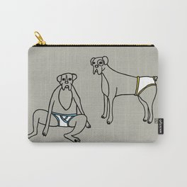 Boxers and Briefs Carry-All Pouch