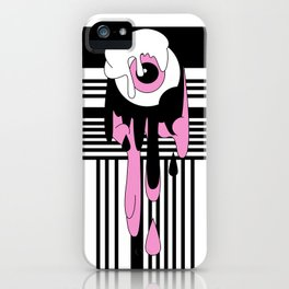 wat are you looking at? iPhone Case