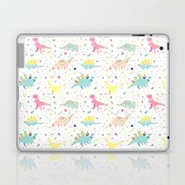 Dinosaur Pattern Laptop & iPad Skin