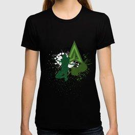 Splashing Arrow T-shirt