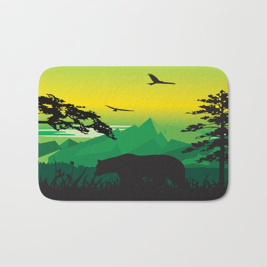 My Nature Collection No. 43 Bath Mat