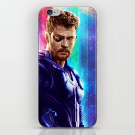 Thor Odinson iPhone Skin