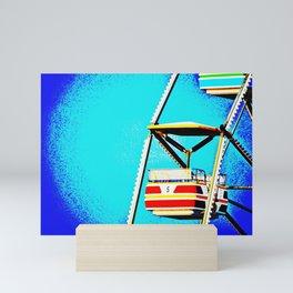 Front Row Seat Mini Art Print