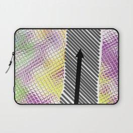 Chemin strié 01 Laptop Sleeve