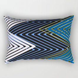 Movin Up 2 by Kimberly J Graphics Rectangular Pillow