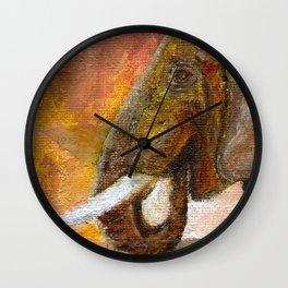 Sarah Remembers Wall Clock